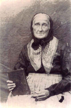 Nancy Pennington McGee daughter of Abel and Elizabeth Bowling Pennington.